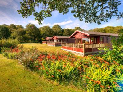 3 Star 6 Berth Self Catering Lodges in Oban Scotland