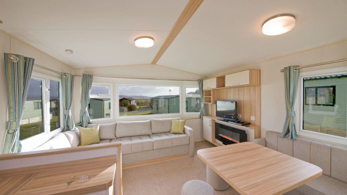 Summerbreeze new caravan